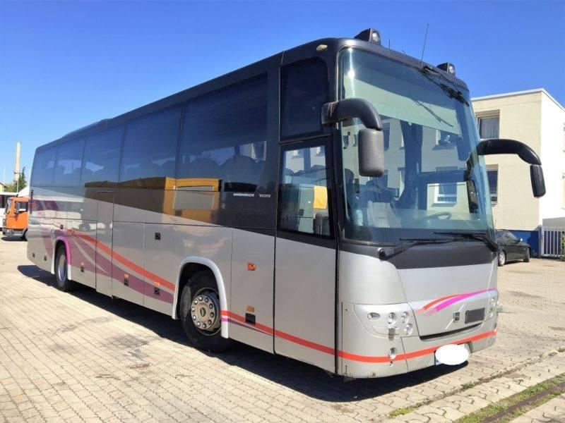 Volvo 9900 coach bus (LHD), 8276