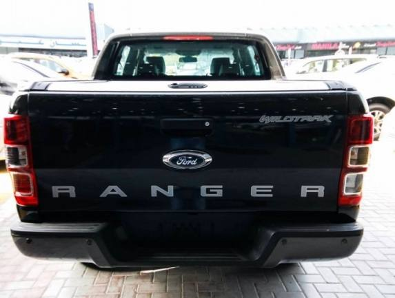 2016 Ford Ranger wildtrack black 9.jpg