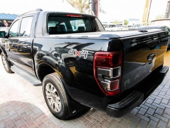 2016 Ford Ranger wildtrack black 8.jpg