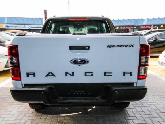 2016 Ford Ranger wildtrack White 7.jpg